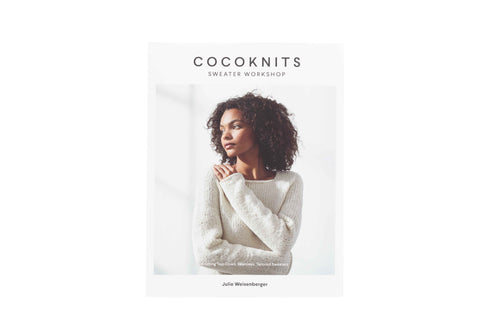 cocoknits sweater workshop book front cover