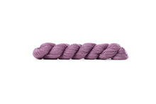 blue sky fibers alpaca silk yarn amethyst