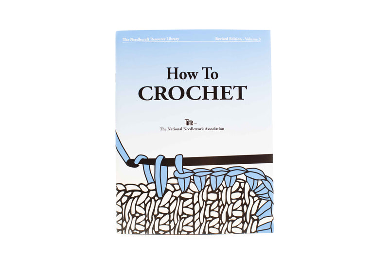 How to Crochet book front cover