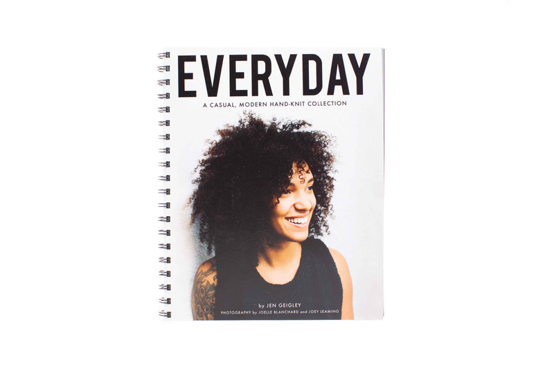 everyday book front cover