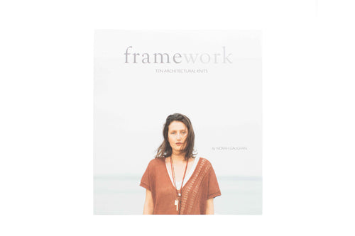 framework 10 architectural knits book front cover
