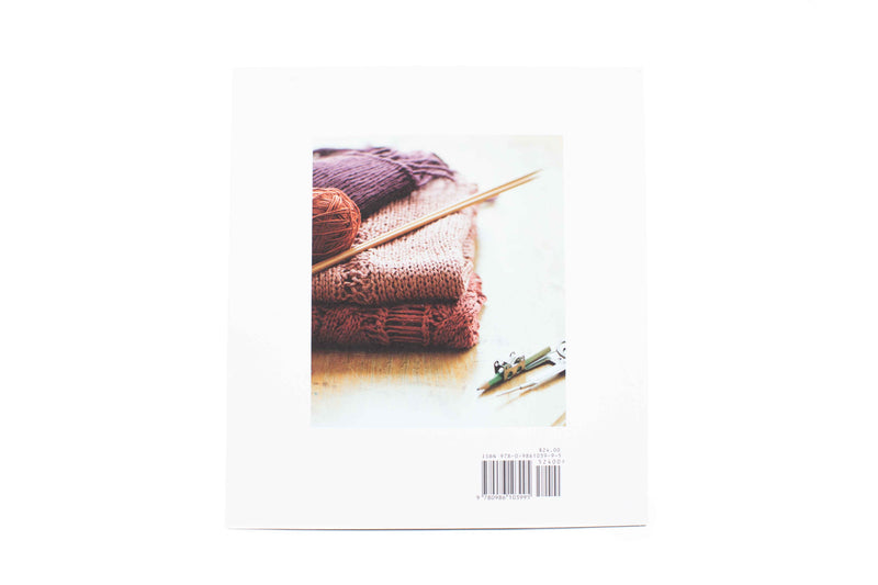 framework 10 architectural knits book back cover