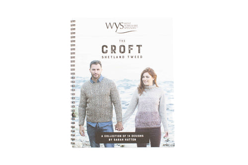 The Croft book front cover