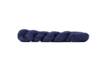 blue sky fibers alpaca silk yarn blueberry