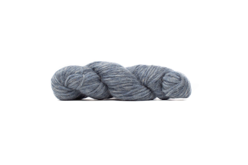 blue sky techno yarn serene