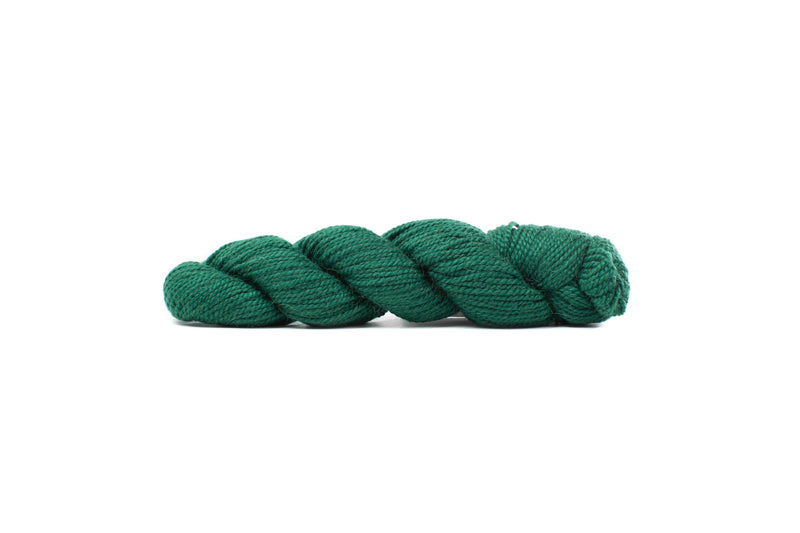 blue sky baby alpaca yarn emerald