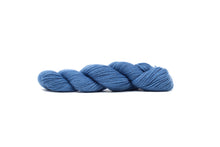 blue sky baby alpaca yarn bluejay