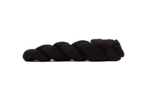 blue sky baby alpaca yarn black