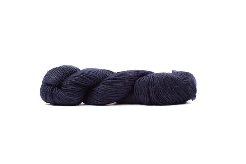 blue sky suri merino yarn twilight