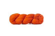 cascade 220 yarn  burnt orange 9465b
