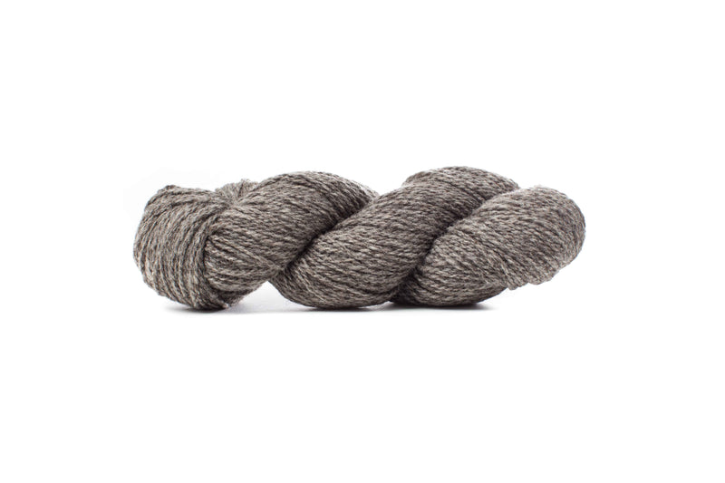 Biches & Bûches Le Gros yarn undyed gray/brown