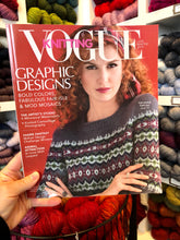 Vogue Knitting Magazine