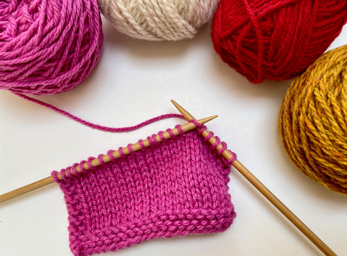 CLASS: Beginner Tuesday - Learn to Knit