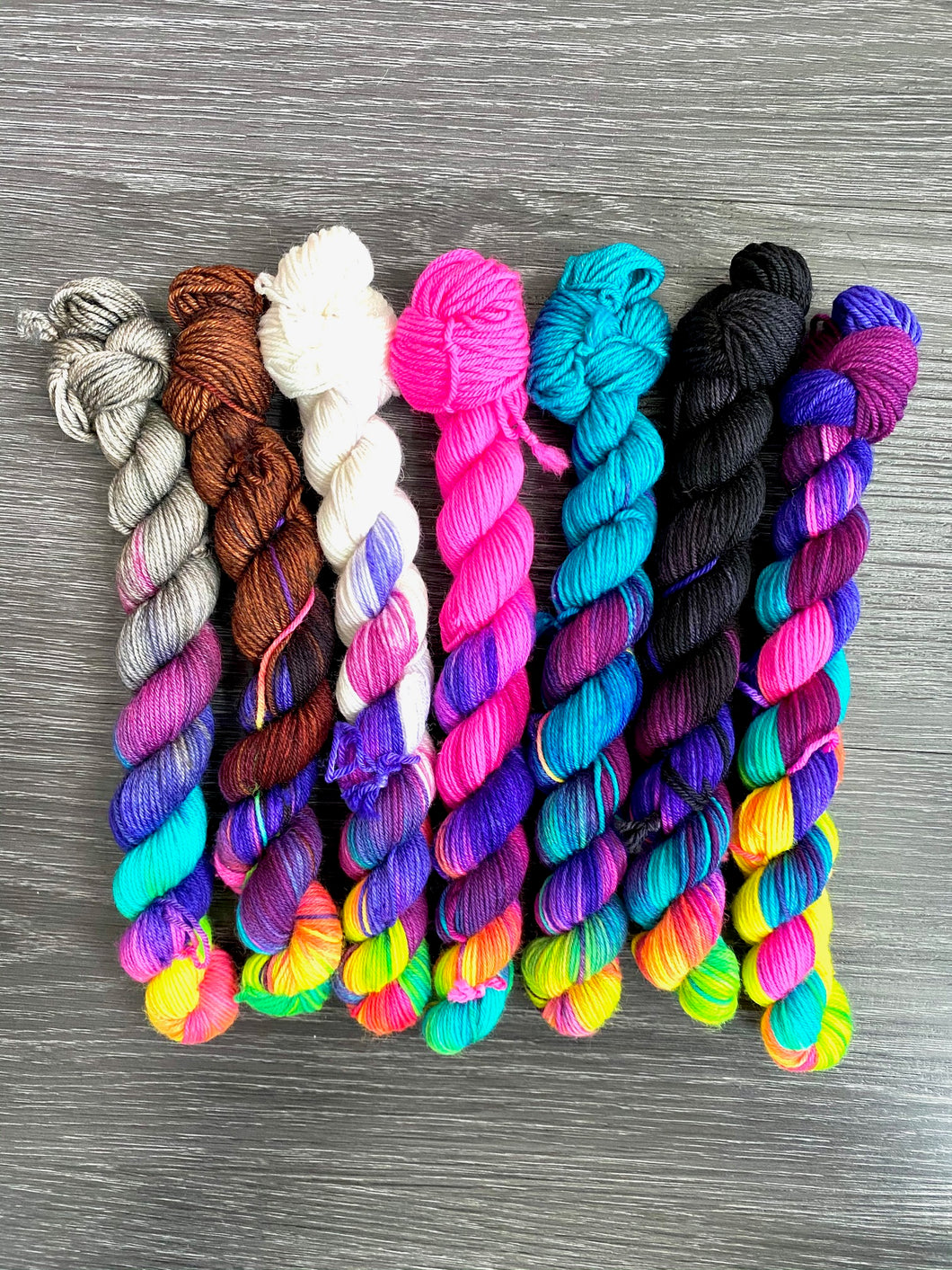 Mitchell's Creations - Mini Skein Set