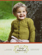 baby botanicals book front cover