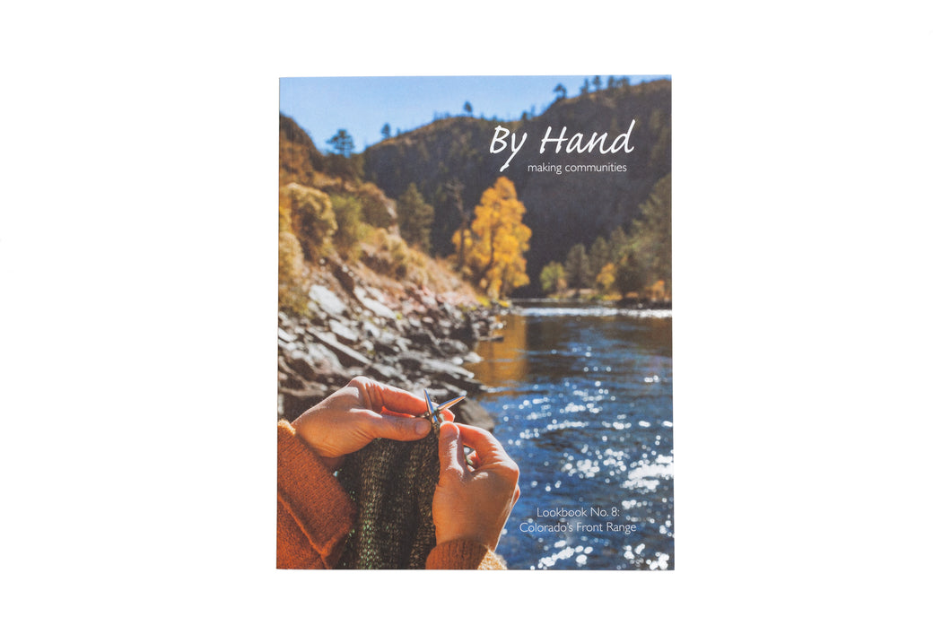 By Hand No. 8, Colorado's Front Range