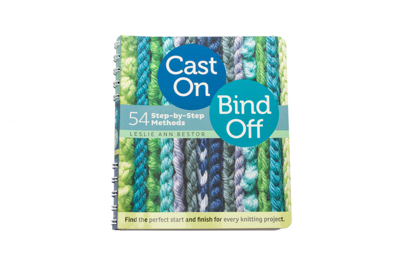 Cast On, Bind Off