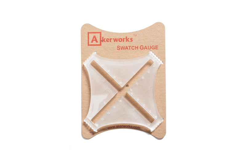Akerworks - Swatch Gauge