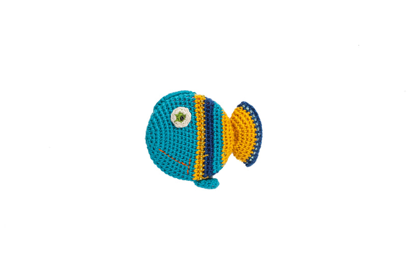 Crocheted Animal Tape Measure
