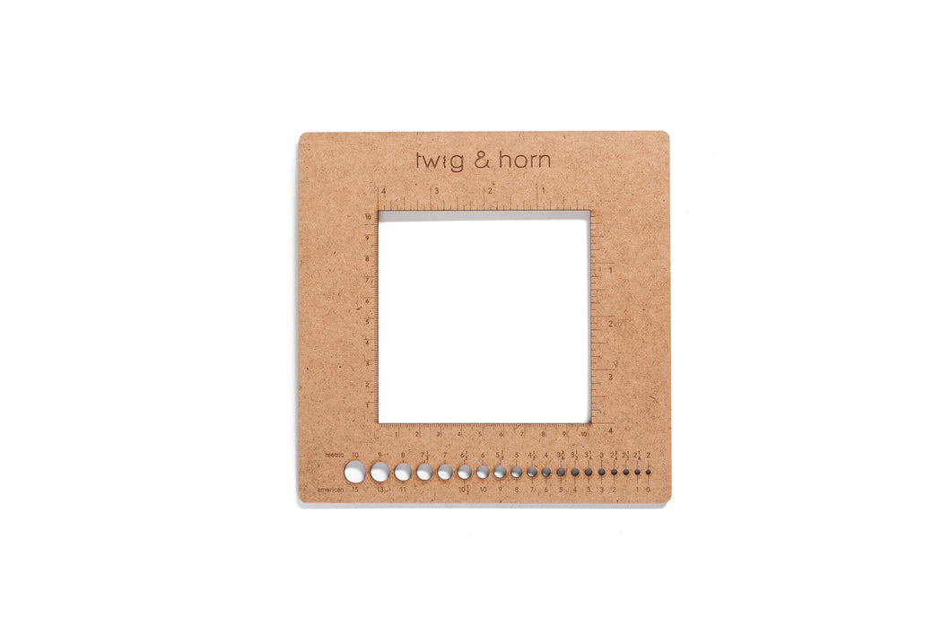Twig & Horn - Gauge Ruler