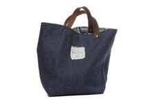 Mathilde Reversible Bucket Tote