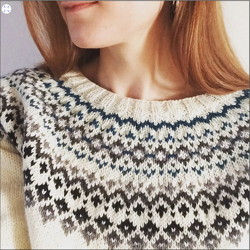 CLASS: Fairisle Yoke Knit-A-Long