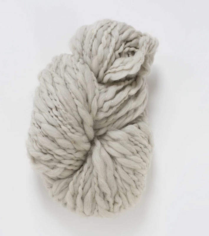 Knit Collage - Spun Cloud