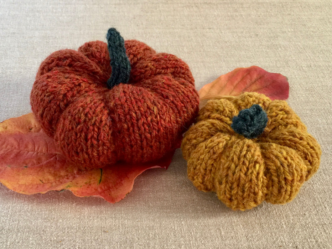 Knit House Pumpkin Kit