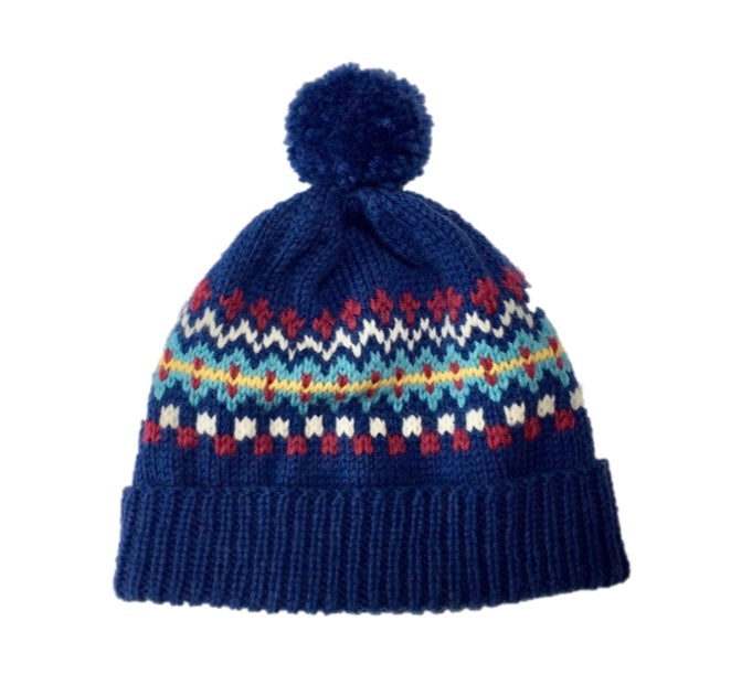 KIT: Fair Isle Hat for Knit House