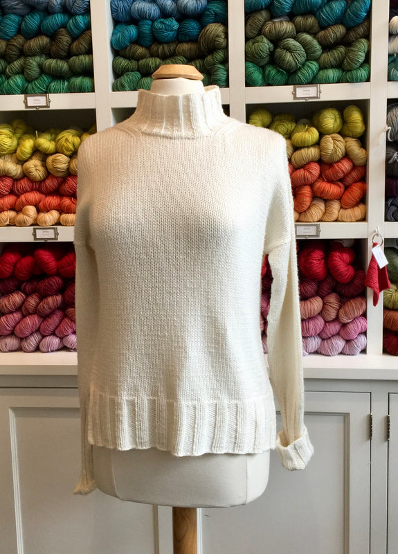 Exclusive: Knit House Sweater Pattern