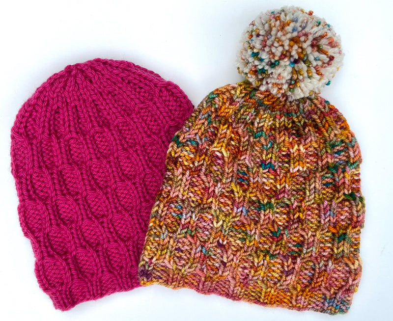 Exclusive: Honeycomb Hat Pattern