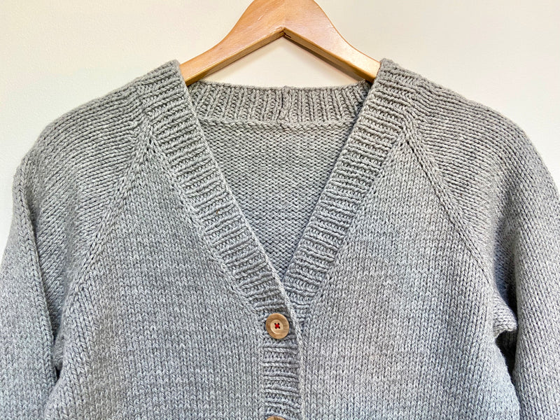 Exclusive: Knit House Cardigan Pattern