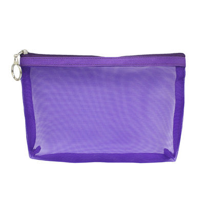 Vibrance Zipper Pouches