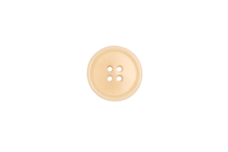 Skacel Collection - Button - Rimmed Edge Corozo, 20 mm