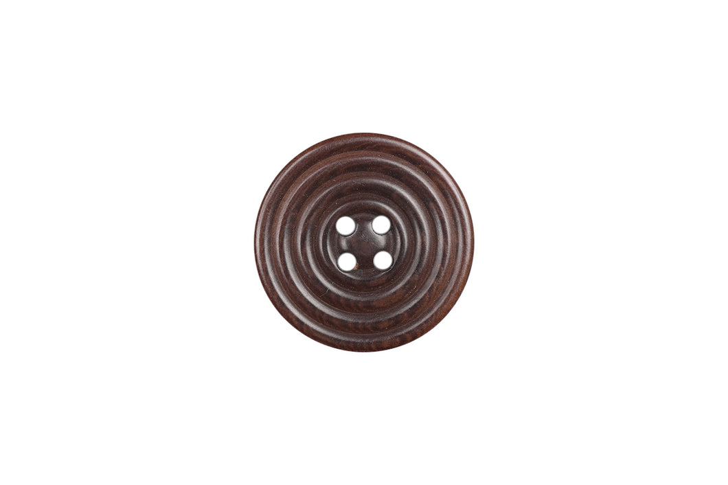 Skacel Collection - Button, Round Corozo, 25 mm