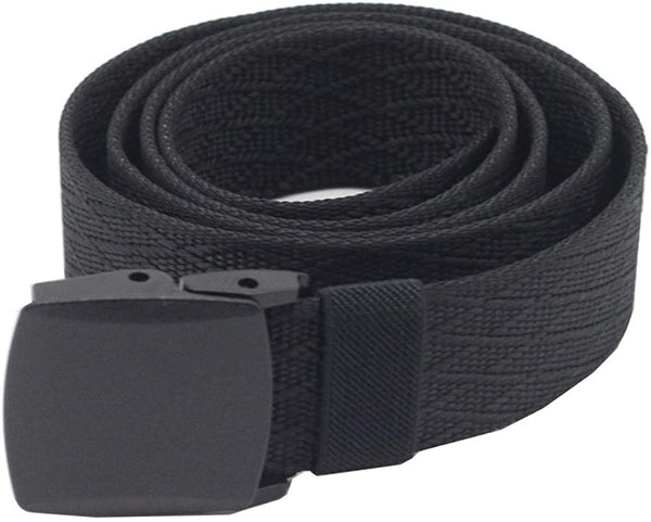 Men's Tactical Belt, Yuepin Polyester Outdoor Military Web Belt Tactical Webbing Belt Nickel Free