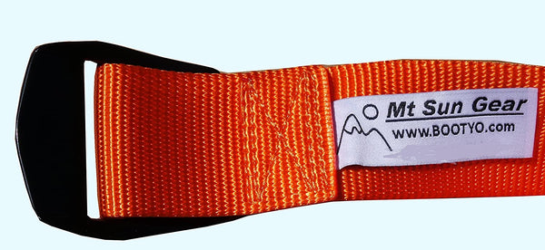 Mt. Sun Gear Premium Nylon Web Belt-Military Style. Cut for custom fit. Unisex