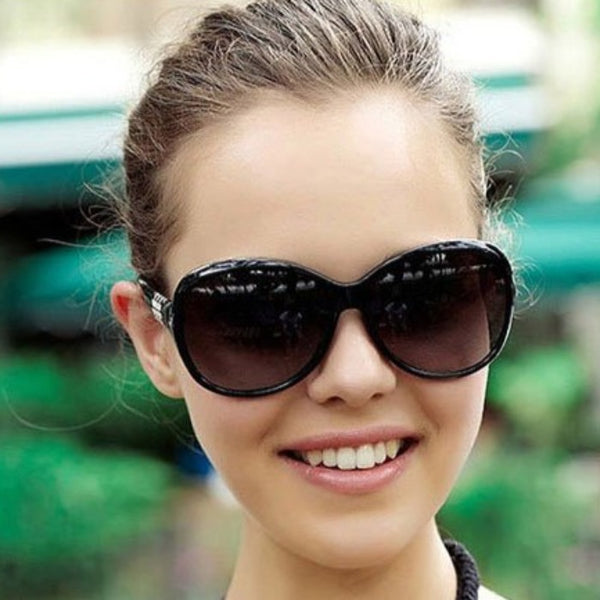 Women's Retro Oversized Sunglasses