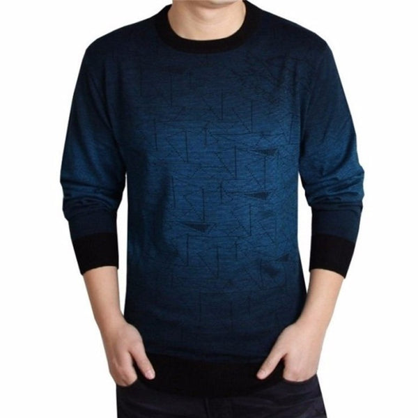 Men's Casual Pullover Sweater