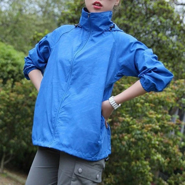 Quick-Dry Anti-UV Sports Jacket