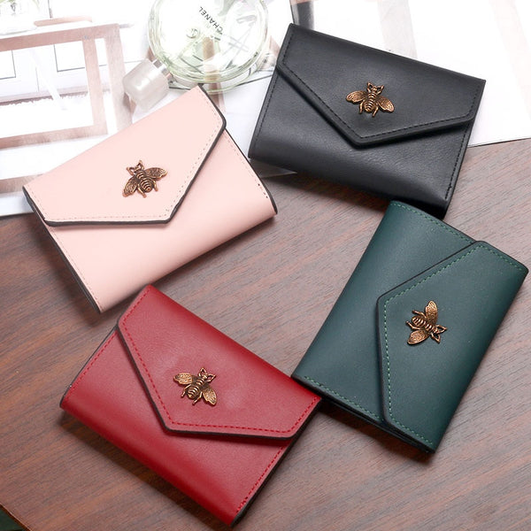 Women's Luxury Compact Wallet