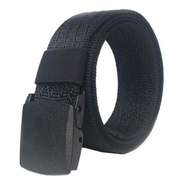 Men's Polyester Military Web Tactical Belt