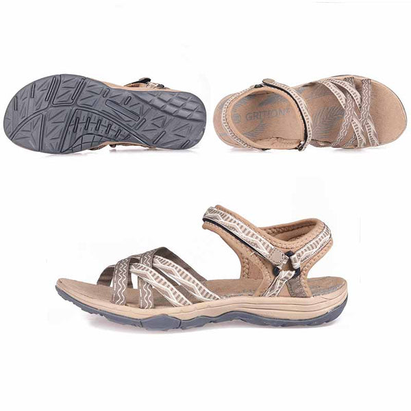 Women's Slip- On Beach Casual Sandals Shoes