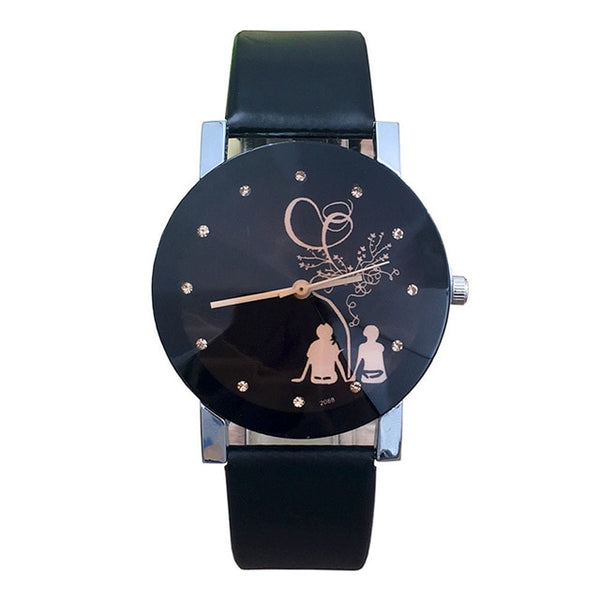 Women's Classic Quartz Graphic Watch