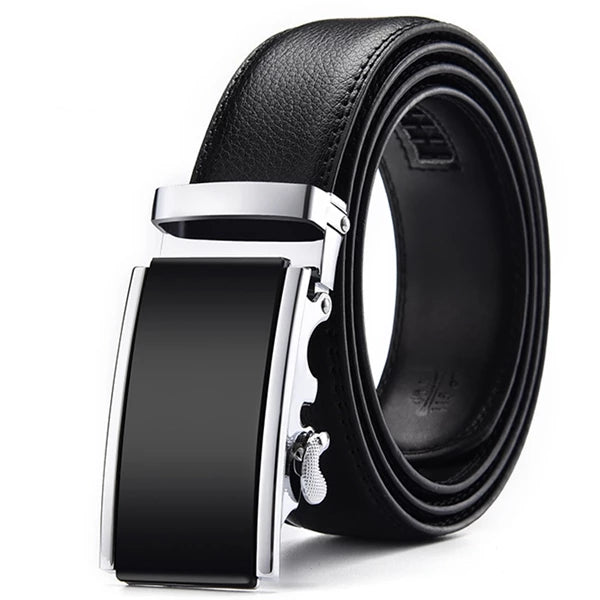 Men's Genuine Leather Automatic Belt