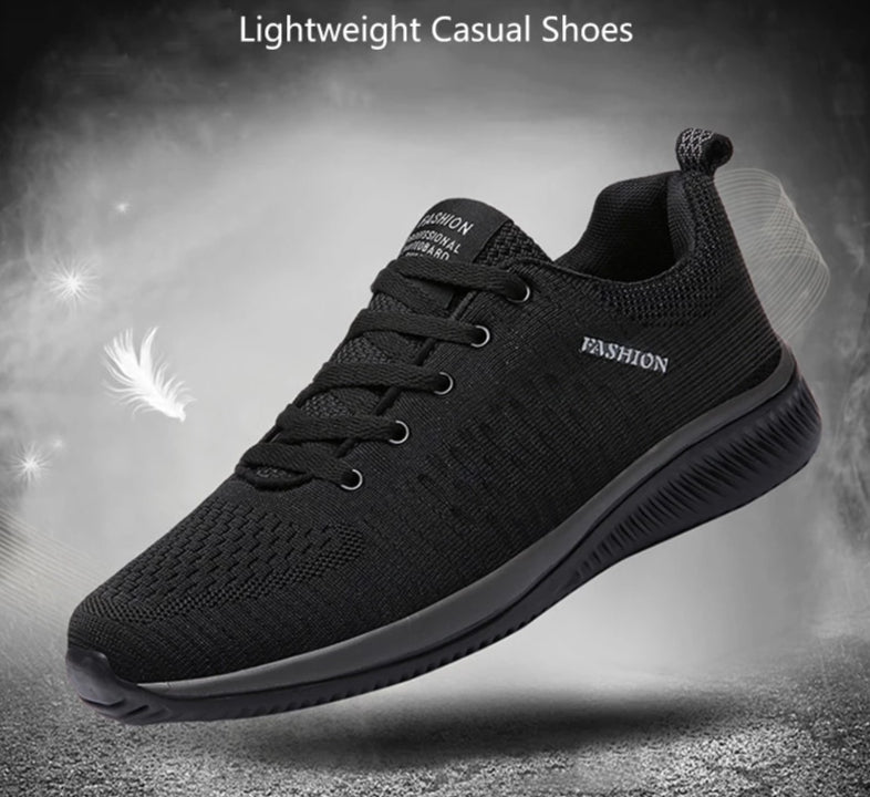 Men's Casual Shoes Lightweight Comfortable Walking Sneakers