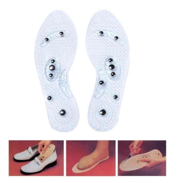Magnetic Therapy Shoe Gel Insoles