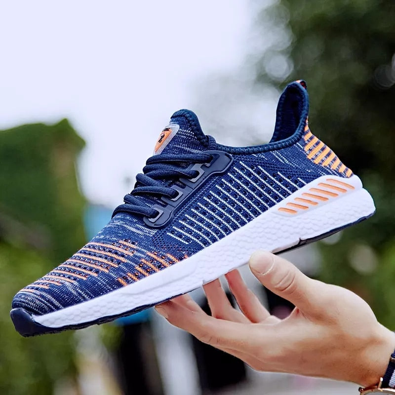 Men's Lightweight Breathable Walking Sneakers