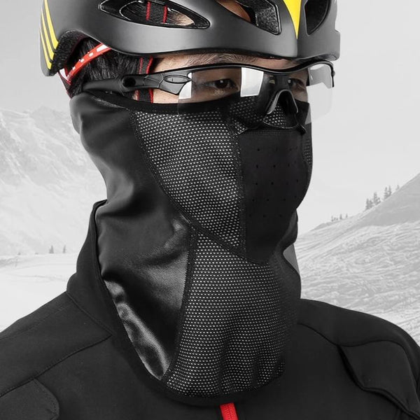 Men's Winter Cycling Ski Work Fleece Thermal Balaclava Face Mask