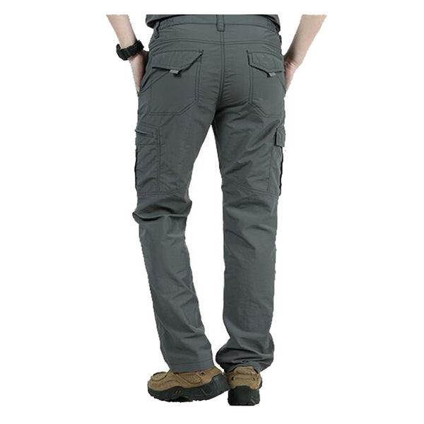 Men's Quick Dry Casual Cargo Pants